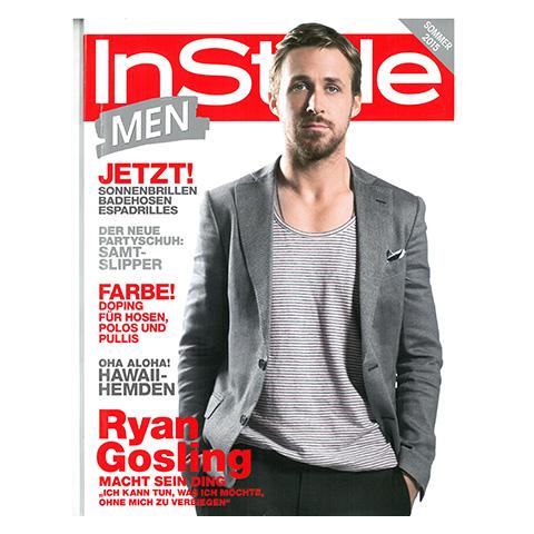InStyle MEN – Sommer 2015