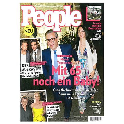 People Magazin – Juni 2015