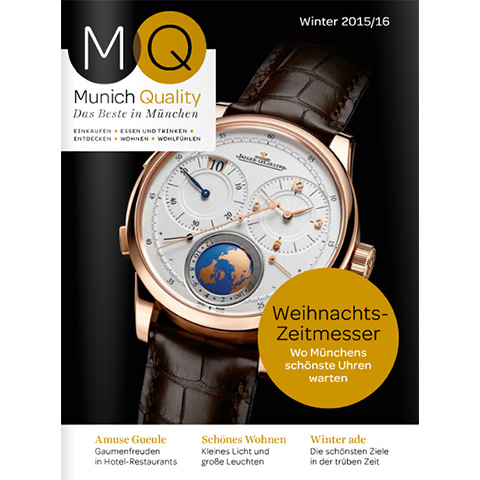 MQ Munich Quality – Winter 2015/16