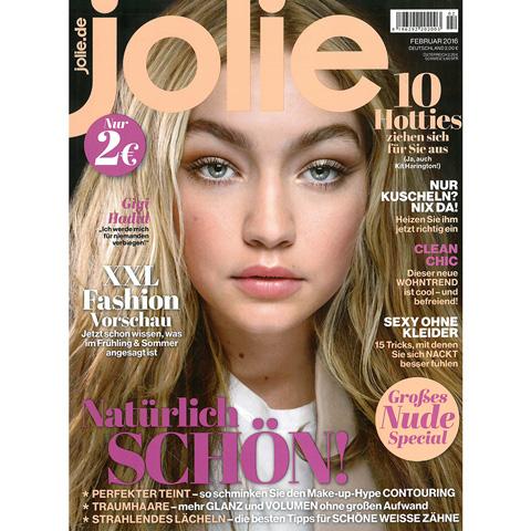 jolie – Februar 2016