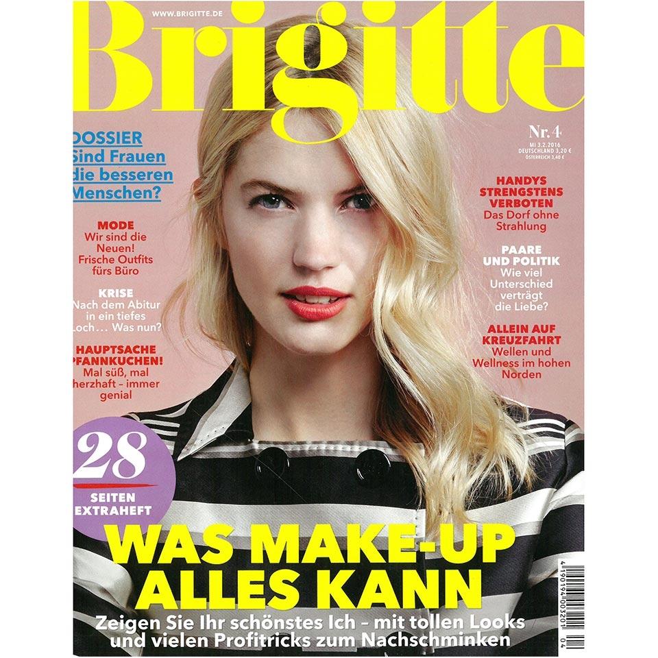 Brigitte – Nr. 4 / 2016