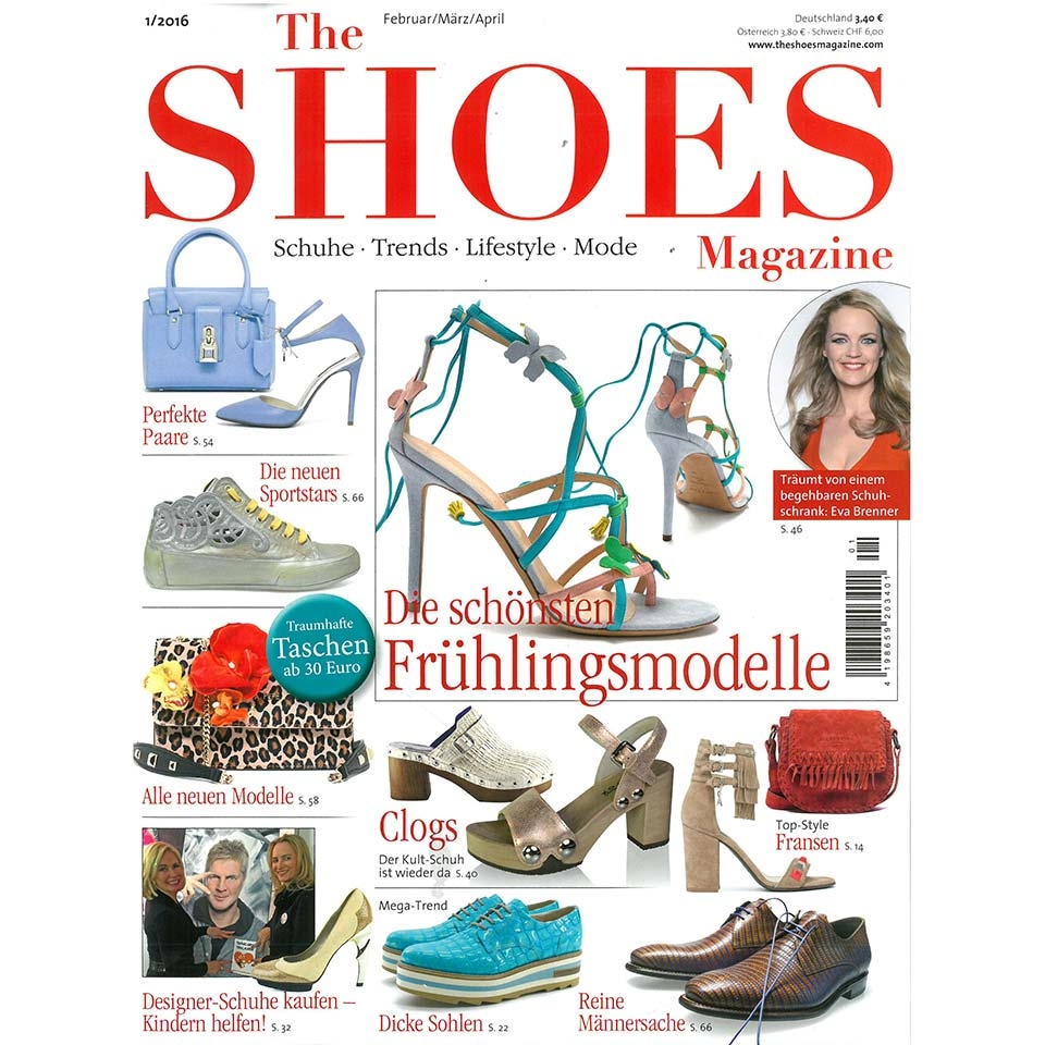 The SHOES – Nr. 1 / 2016